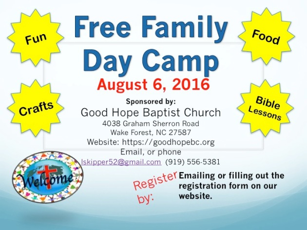 Family Day Camp